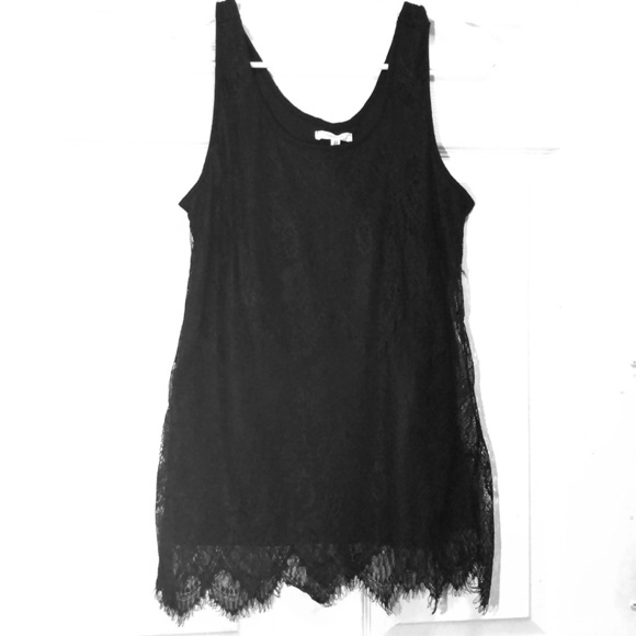 Maurices Tops - Beautiful black lace blouse